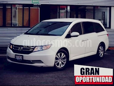 Foto venta Auto usado Honda Odyssey 5p EX V6/3.5 Aut (2016) color Blanco precio $395,000