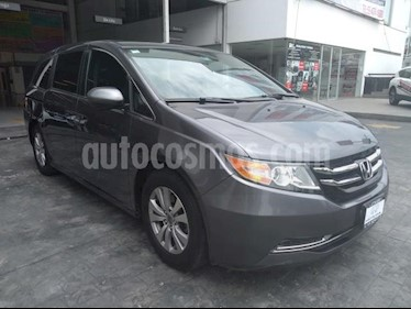 Foto venta Auto usado Honda Odyssey 5p EX V6/3.5 Aut (2015) color Gris precio $333,000