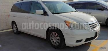 Foto venta Auto usado Honda Odyssey 5p EXL Minivan Aut CD Q/C (2010) color Blanco precio $189,000