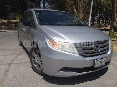 Foto venta Auto usado Honda Odyssey 5p EXL V6/3.5 Aut (2011) color Plata precio $210,000