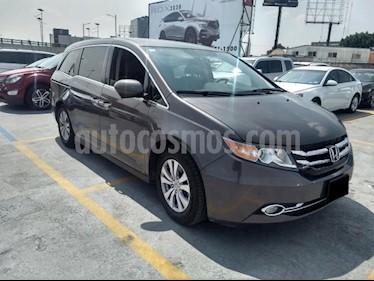 Foto venta Auto usado Honda Odyssey 5p EXL V6/3.5 Aut (2015) color Gris precio $359,000