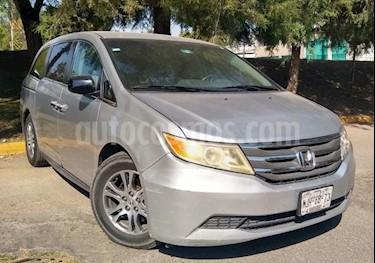 Foto venta Auto usado Honda Odyssey 5p EXL V6/3.5 Aut (2011) color Plata precio $245,000