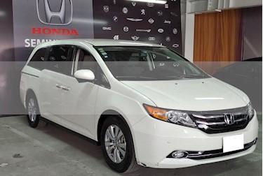 foto Honda Odyssey 5p EXL V6/3.5 Aut usado (2016) color Blanco precio $479,000