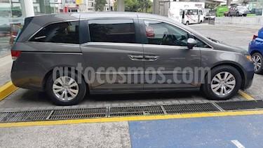 Foto venta Auto usado Honda Odyssey 5p LX V6/3.5 Aut (2014) color Gris precio $289,000