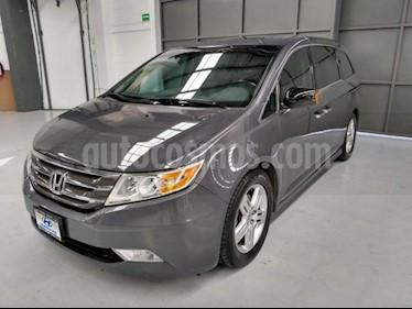 foto Honda Odyssey 5p Touring V6/3.5 Aut usado (2011) color Gris precio $220,000
