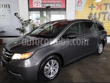 Foto venta Auto usado Honda Odyssey EX (2014) color Gris precio $299,000