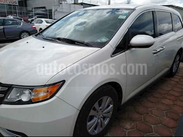 Foto venta Auto usado Honda Odyssey EX (2016) color Blanco precio $356,000