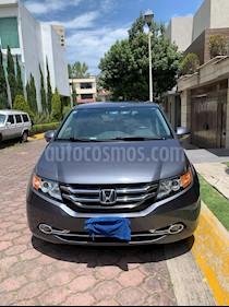 Honda Odyssey EX usado (2014) color Gris precio $305,000