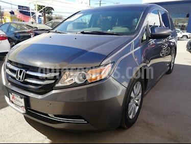 Foto venta Auto usado Honda Odyssey EX (2014) color Gris precio $269,000