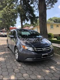 Foto venta Auto usado Honda Odyssey EX (2015) color Gris Humo precio $300,000