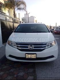 Foto venta Auto usado Honda Odyssey EX (2011) color Blanco precio $230,000