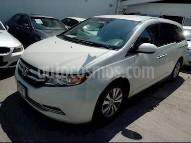 Foto venta Auto usado Honda Odyssey EX (2014) color Blanco precio $268,000