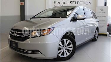 foto Honda Odyssey EX usado (2015) color Plata precio $295,000