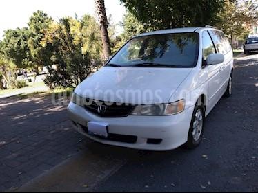 Foto venta Auto usado Honda Odyssey EX (2002) color Blanco precio $70,500