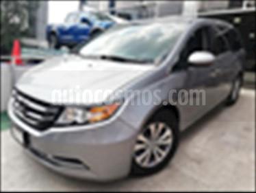 Honda Odyssey EX usado (2016) color Plata precio $409,900