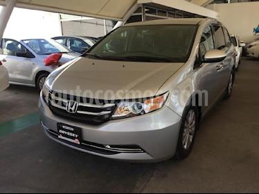 Foto venta Auto usado Honda Odyssey EX (2015) color Plata precio $375,000