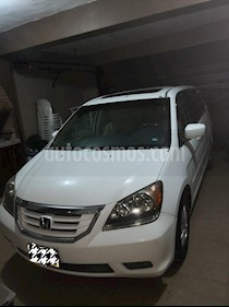 Honda Odyssey EXL usado (2008) color Blanco precio $129,000