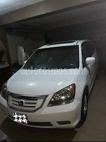 Foto venta Auto usado Honda Odyssey EXL (2008) color Blanco precio $129,000