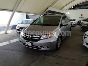 Foto venta Auto usado Honda Odyssey EXL (2016) color Plata precio $475,000