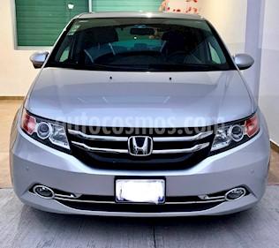 Foto venta Auto usado Honda Odyssey EXL (2014) color Plata precio $305,000