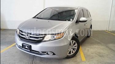 Foto venta Auto usado Honda Odyssey EXL (2016) color Plata precio $405,000