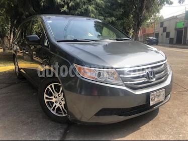 Foto venta Auto Seminuevo Honda Odyssey EXL (2011) color Gris precio $239,000
