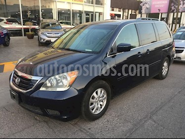 Foto venta Auto usado Honda Odyssey EXL (2010) color Azul precio $175,000