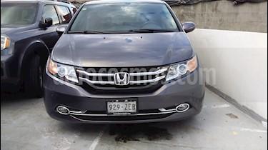 foto Honda Odyssey EXL usado (2014) color Acero precio $310,000