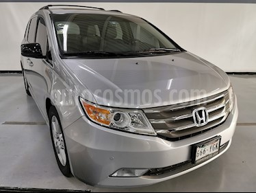 Foto venta Auto usado Honda Odyssey EXL (2012) color Plata precio $265,000