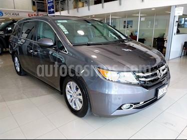 Foto venta Auto usado Honda Odyssey EXL (2015) color Acero precio $339,000
