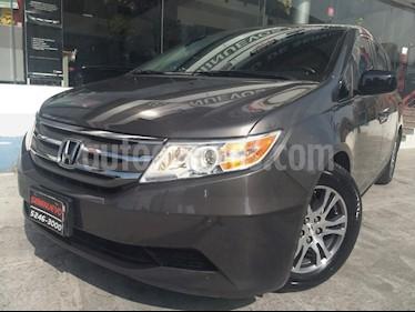 Foto venta Auto usado Honda Odyssey EXL (2012) color Gris precio $285,000