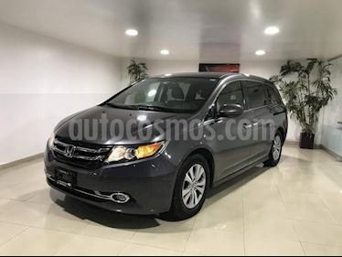 Foto venta Auto usado Honda Odyssey EXL (2015) color Acero precio $337,000