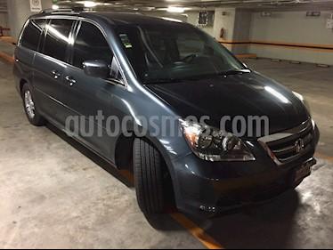 Foto venta Auto usado Honda Odyssey EXL (2006) color Gris precio $125,000
