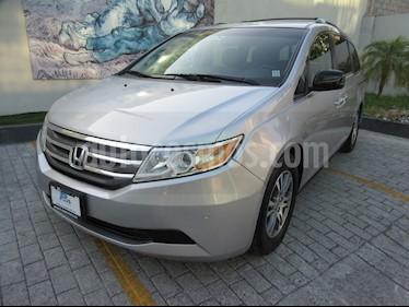 Foto venta Auto usado Honda Odyssey EXL (2012) color Plata precio $229,000