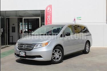Foto venta Auto usado Honda Odyssey EXL (2012) color Plata precio $279,000