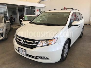 foto Honda Odyssey EXL usado (2016) color Blanco precio $439,000
