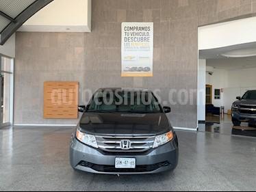 Foto Honda Odyssey EXL usado (2013) color Antracita precio $245,000