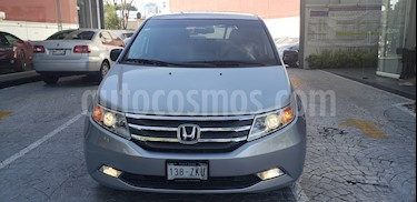 Foto venta Auto Seminuevo Honda Odyssey EXL (2013) color Plata Diamante precio $270,000
