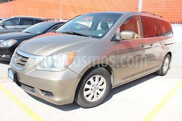 Foto venta Auto Seminuevo Honda Odyssey EXL (2009) color Moca Antracita precio $169,000