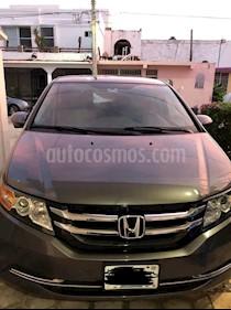 foto Honda Odyssey EXL usado (2014) color Acero precio $280,000