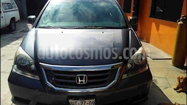 Honda Odyssey EXL usado (2010) color Gris precio $160,000