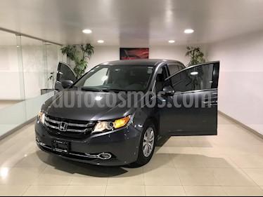 Foto venta Auto usado Honda Odyssey EXL (2016) color Acero precio $397,000