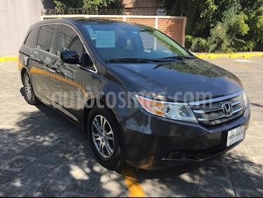 Foto venta Auto usado Honda Odyssey EXL (2013) color Gris precio $315,000