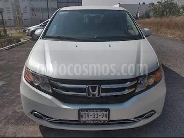 Foto venta Auto Seminuevo Honda Odyssey EXL (2014) color Blanco precio $300,000