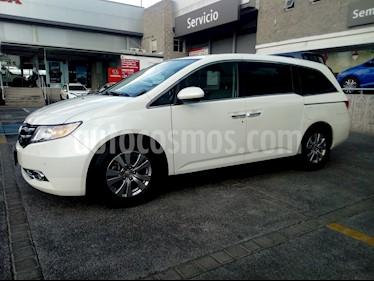 Foto venta Auto usado Honda Odyssey EXL (2014) color Blanco precio $320,000