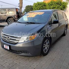 Foto venta Auto usado Honda Odyssey EXL (2011) color Gris precio $210,000