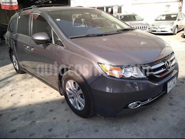 Foto venta Auto Seminuevo Honda Odyssey EXL (2014) color Gris precio $305,000