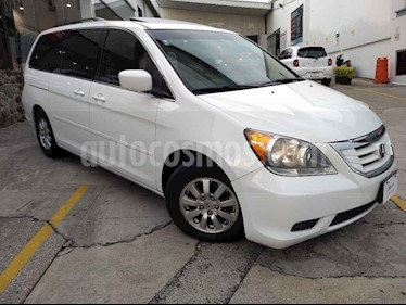 Foto venta Auto usado Honda Odyssey EXL (2010) color Blanco precio $180,000