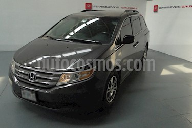 Foto venta Auto usado Honda Odyssey EXL (2012) color Gris precio $269,900