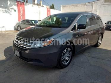 Foto venta Auto usado Honda Odyssey EXL (2013) color Gris precio $305,000